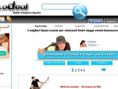 Captodeal – Coupon's Square